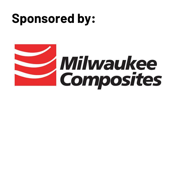 Sponsored by Milwaukee Composites Inc
